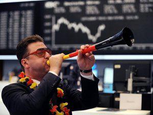 Среди игроков фондового рынка лидируют Россия и Германия