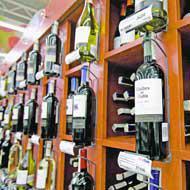 Грузинское вино может незаметно прийти в Россию из Белоруссии