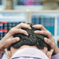 Непрофессионалам рекомендуют покинуть фондовый рынок