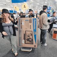 В США и России продолжается рост спроса на бытовую электронику
