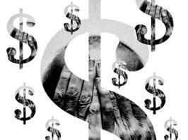 Инвесторы вывели из России почти млрд за год