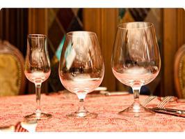 Новая услуга: Беседа за бокалом вина