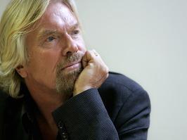 Самый рискованный бизнесмен планеты Ричард Брэнсон