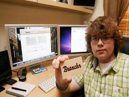 Как британский школьник стал миллионером с помощью интернета
