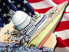 Соединенным Штатам не выбраться из кризиса