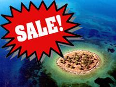Греция распродает острова?