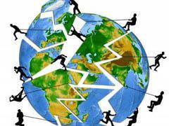 Мир на пороге экономического передела